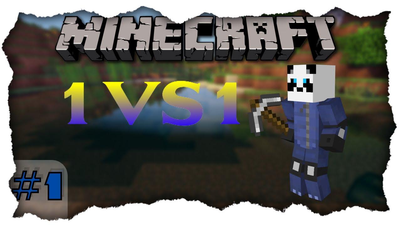Minecraft 1vs1 facecam projekte 1 german hd youtube - Minecraft projekte ...