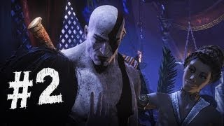 God of War Ascension Gameplay Walkthrough Part 2 - The Hecatonchires Boss
