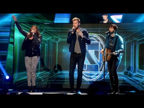 Lady Antebellum and Zedd Rock CMT Awards With Epic CrossGenre Performance