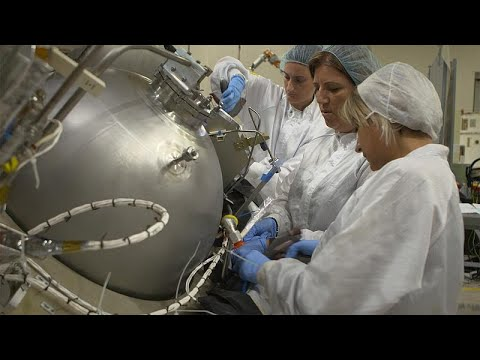 Love and rockets: Inside Italy's Vega launcher factory