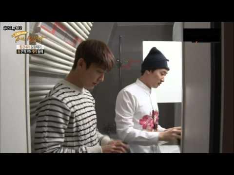 141231 Super Junior ある素敵な日 eunhae cut2 日本語字幕