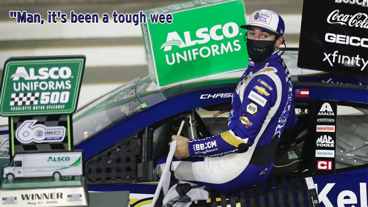 Chase Elliott Bounces Back In Charlotte After Two Gut-Wrenching Losses