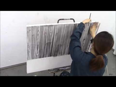 東京武蔵野美術学院 2017年東京芸術大学 油画専攻2次試験 油画・スケッチ課題 合格者入試再現