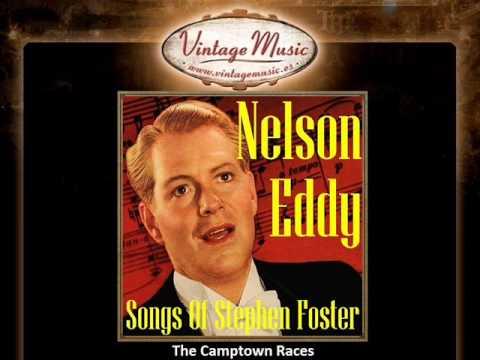 Nelson Eddy -- The Camptown Races (VintageMusic.es)