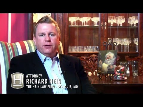 Attorney Richard B. Hein CHRISTMAS MESSAGE 2015 | The Hein Law Firm L.C | St. Louis, MO