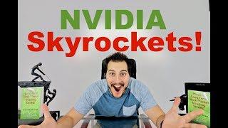 Nvidia Stock Explodes