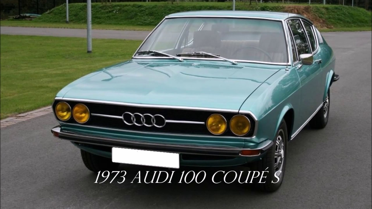 audi 100 coup s 1973 youtube. Black Bedroom Furniture Sets. Home Design Ideas