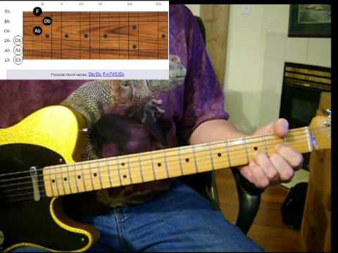 "How To Play ""Lie To Me"" By Jonny Lang (Rhythm Guitar) - With Captions"