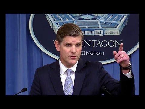 US Defense Department Briefing (11/22/16)