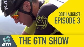 Triathlon Tech Special – Turn Your Sweat Into Energy?! | The GTN Show Ep. 3