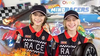 HOT WHEELS Challenge with Osmo MindRacers - Hot Wheels Cars Come To Life!