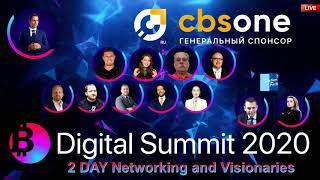 Digital Summit 2020 Day 2 -  Broadcast of the summit partners