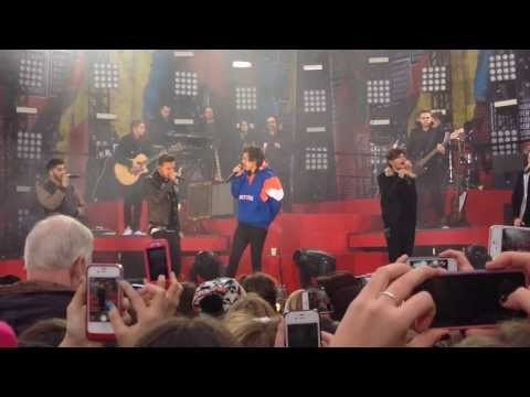 One Direction-Story of My Life (Soundcheck)-GMA 11/26/13