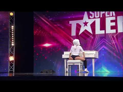 Twerk Croatia Sarah Seifert Supertalent
