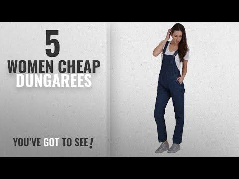 Top 10 Women Cheap Dungarees 2018: Ladies' Regular Fit