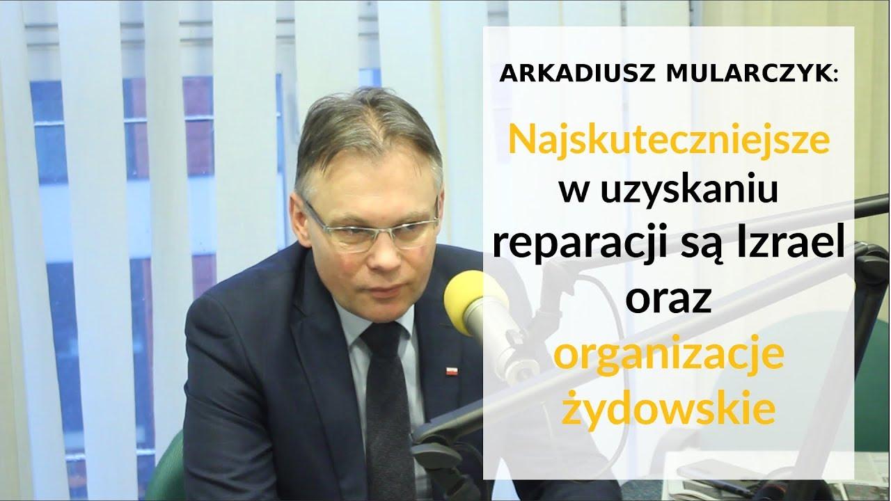 Polska, tak jak Dawid z Goliatem, wygra z Niemcami spór o reparacje – Arkadiusz Mularczyk
