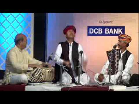bhungarkhan manganiar group video