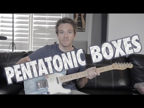 Pentatonic Boxes that Don't Suck