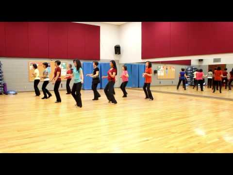 Join The Party - Line Dance (Dance & Teach in English & 中文)