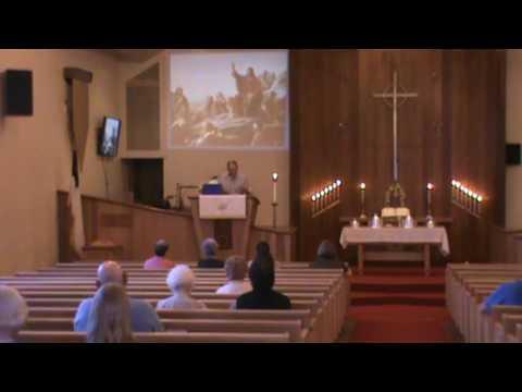 Sermon -- Wavelengths by Pastor Joe Ellis