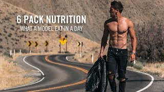 6 PACK NUTRITION - What I eat in a day - Marc Fitt