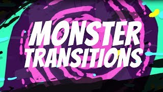 AEJuice Monster Transitions for the Pack Manager