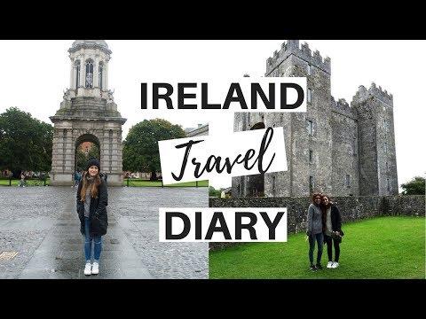 IRELAND TRAVEL DIARY 2017 | Esperanza Lorena