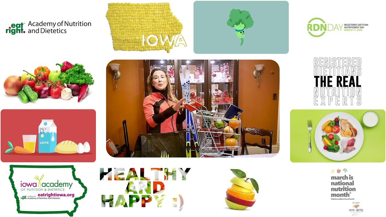 National Nutrition Month 2020 - Lynda Murray