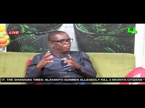 Exclusive Interview With Kwesi Pratt On Adekye Nsroma On UTV