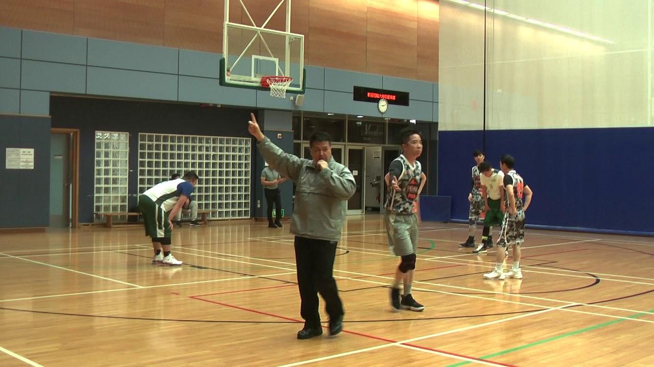 20191211 九龍平日籃球聯賽 Citi vs 男生圍 Part 1 - YouTube