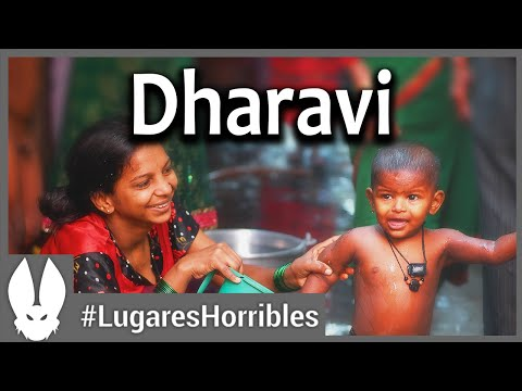 Los lugares más horribles del mundo: Dharavi