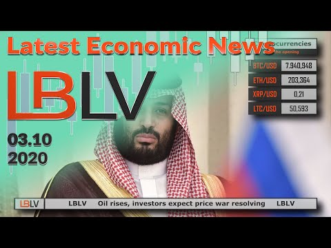 LBLV Oil Rises, Investors Expect Price War Resolving 2020/10/03