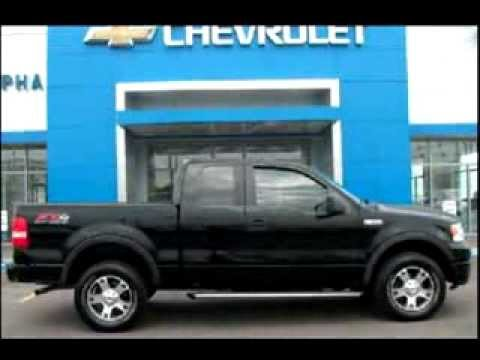 used 2006 ford f150 4x4 for sale in aurora il near naperville youtube. Black Bedroom Furniture Sets. Home Design Ideas