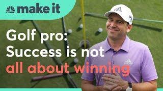 Golf pro Sergio Garcia: Success isn't all about winning   CNBC Make It