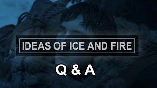 Why is Bran Drinking Blood? | Loras Vs The Mountain GOT Season 6 Q&A