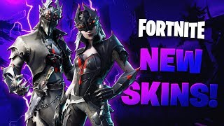 NEW *LEGENDARY* Spider Knight & Arachne Skins! Fortnite Battle Royale