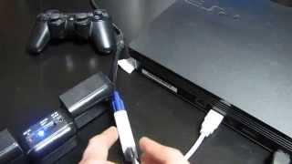 Test Recenzja Taniego konwertera HDMI na VGA PS3 pod monitor VGA(Test Recenzja oraz podłączenie Taniego konwertera HDMI na VGA pod PS3 połączonego po monitor vga 4:3 oraz 16:10 Oraz jak podłączyć PS3 pod monitor ..., 2015-01-22T14:02:11.000Z)