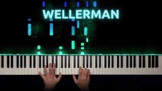 Wellerman - Sea Shanty - Piano Cover & Sheet Music!