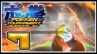 Pokken Tournament Blind Let's Play: #007 - Blue League: Round 2! [Short Plays]