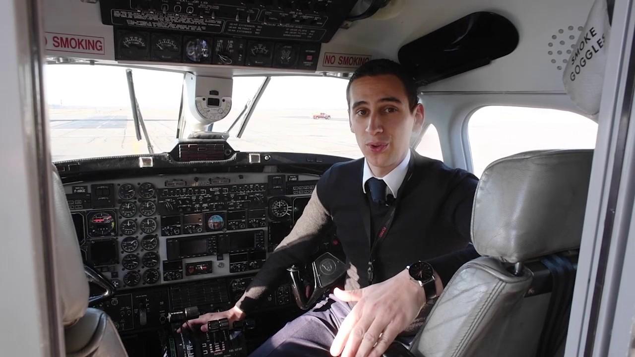 cv officier pilote de ligne
