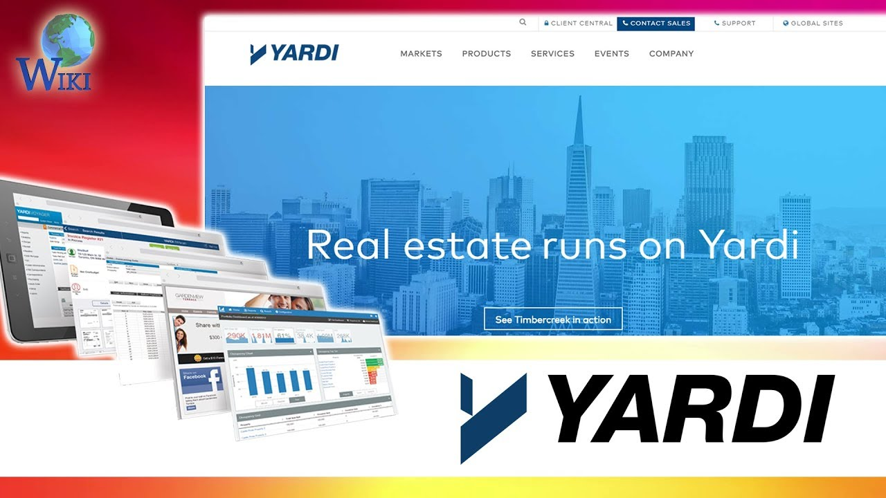 Yardi: 5 Fast Facts