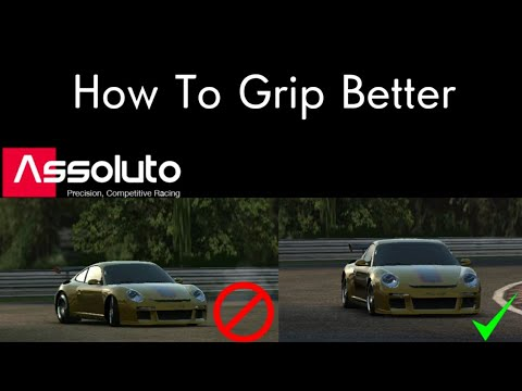 How To Grip Better In Assoluto Racing