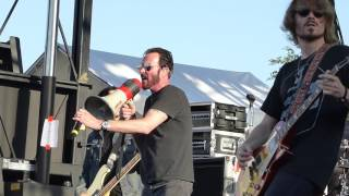 Scott Weiland & The Wildabouts - Crackerman (Stone Temple Pilots cover) San Antonio, Tx. 5/24/15