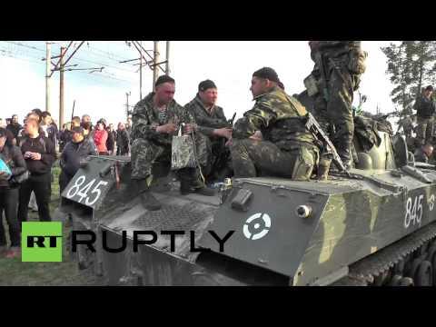 Ukraine: Ukrainian military