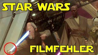 5 Filmfehler aus STAR WARS   Star Wars Episode 2: Angriff der Klonkrieger