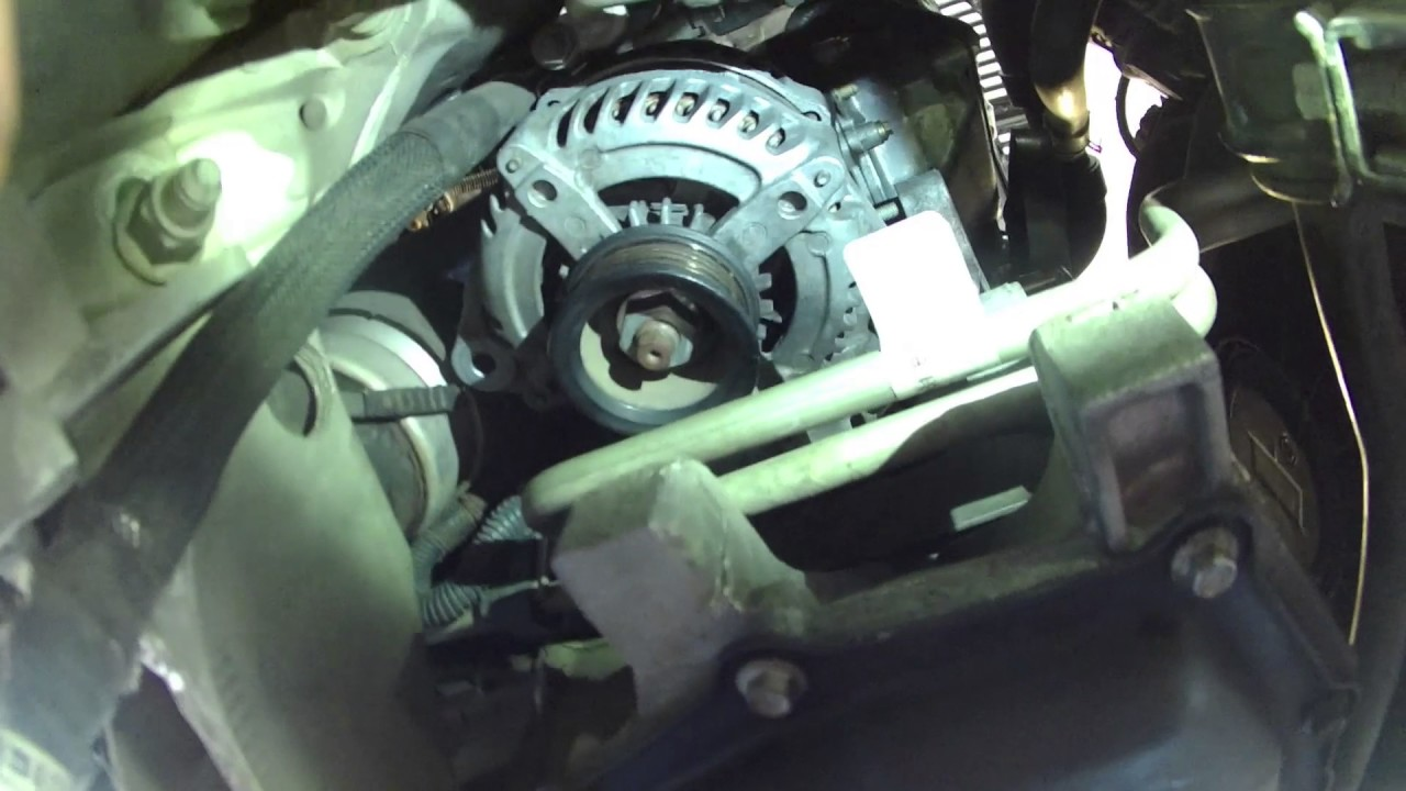 2002 Lincoln Ls V8 Engine Diagram Alternator Reveolution Of Wiring 3 9l Replacement 2006 2003 How To Change Rh Youtube Com 2000 Window 2004 Motor