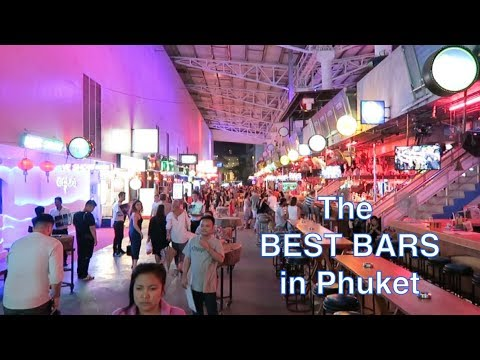 Phuket Nightlife - Vlog 231