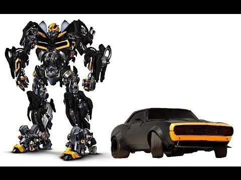 Transformers mod  Gta SA Bumblebee EVOLUTION