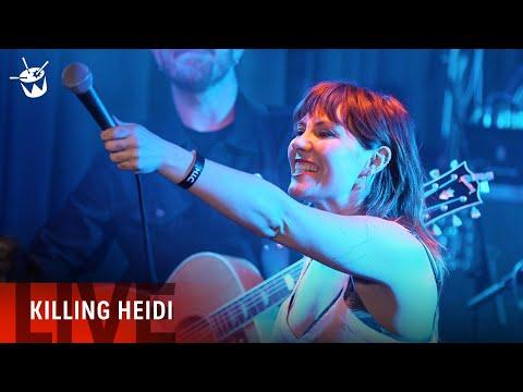 Killing Heidi - 'Weir' (live for Double J)