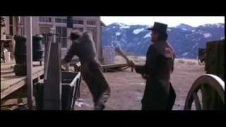 PALE RIDER AXE HANDLE SCENE